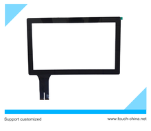 11.6inch capacitive touch screen raspberry pi touch glass panel