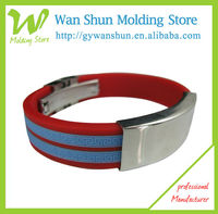 2013 new design silicone bracelets