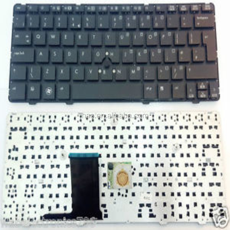 Hot Keyboard For HP 2560P 2570P US Keyboard Used in Laptop