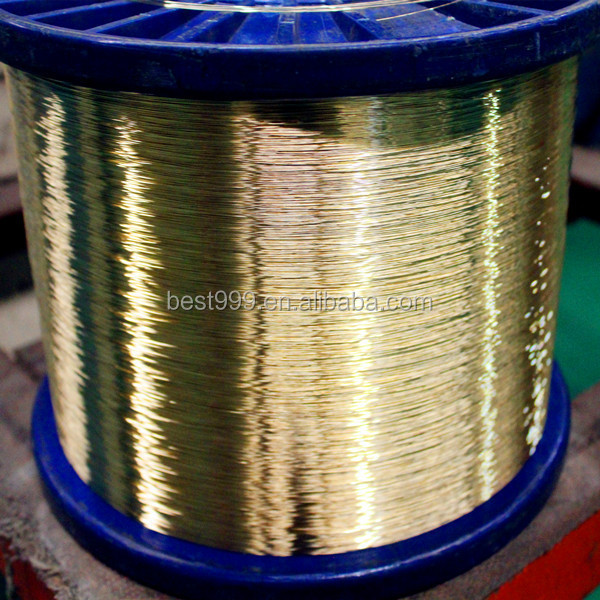 0.20-0.80 mm tin plated copper clad steel wire for rubber hose reinforcement
