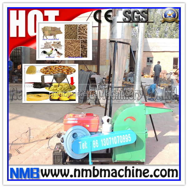 multifunctional hopper feeder machine for cow