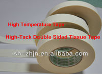 tissue paper with acrylic adhesive double sided tape jumbo roll