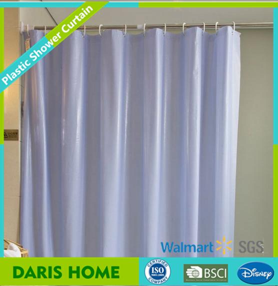 Pvc Shower Curtain Rod Covers Plastic Bathroom Curtains Custom Buy Pvc Shower Curtain Shower