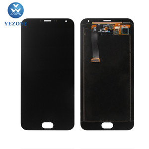 Original Factory Price LCD Screen Assembly Replacement For Meizu MX5