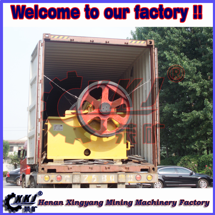 Limestone Jaw Crusher machine