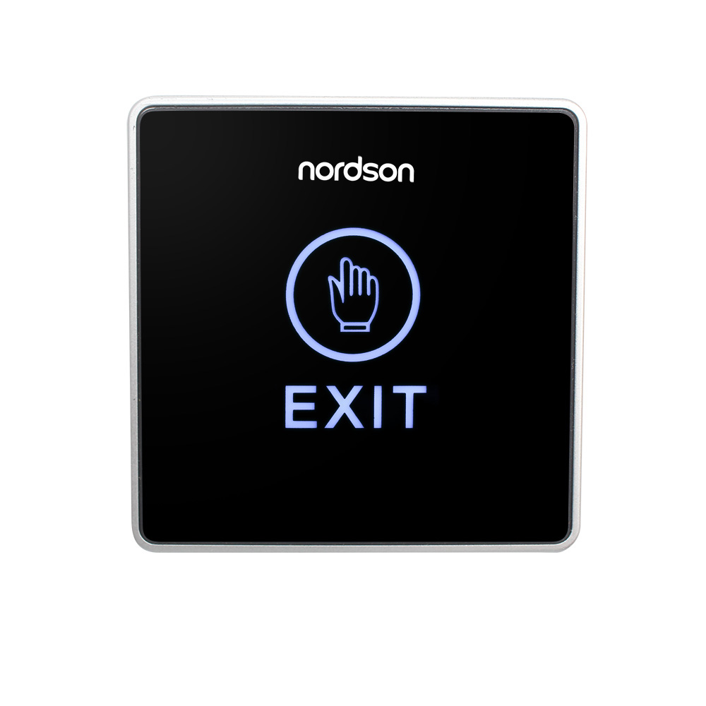 Smart Door Release Soft Infrared Sensor No Touch Exit Button