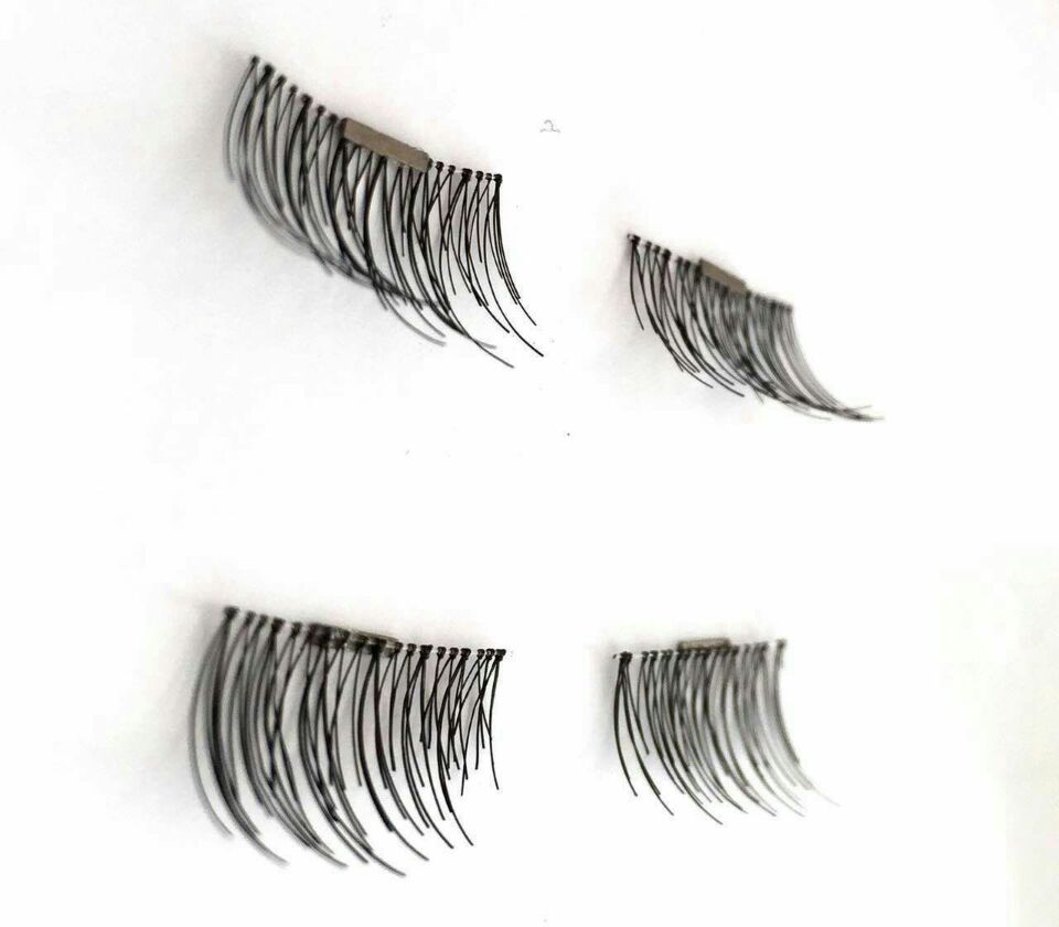 Wholesale High Quality magnetic eyelash with custom packaging