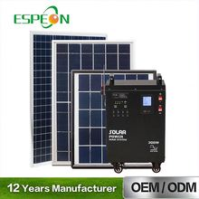 12V 10W Power Factory Direct Pv Portable Mini Solar Generator System