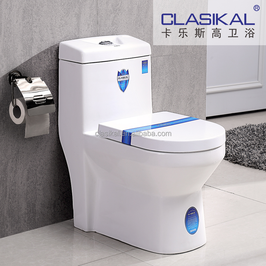 CLASIKAL Sanitary ware prices siphonic one piece porcelain toilet