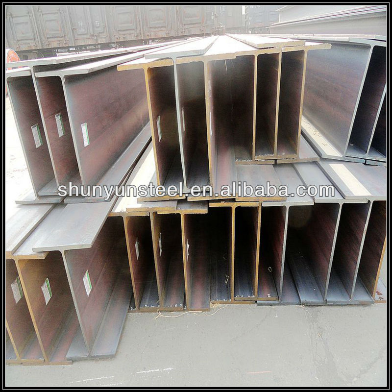 Steel Profiles formwork h beam made in china