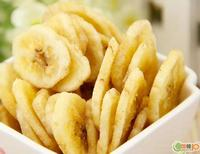 Great quality Healthy Snack dried Banana Chips,Vacuum Fried Banana Chips
