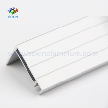 Aluminum profile extrusion for solar panel frame