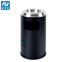 stainless steel dustbin/waste recycling bin