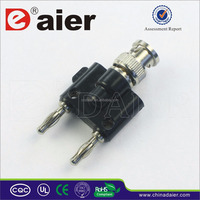 High Quality banana plug cable speaker terminals