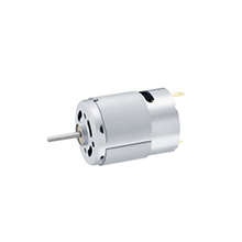 Hot Sale 24V Silent Dc Motor With Dual Shaft 2017