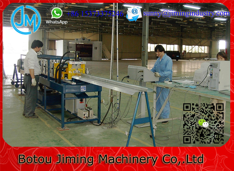 Alibaba Supplier Roof Use Metal Stud And Track Roll Forming Machine