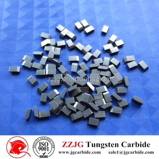 <strong>Tungsten</strong> <strong>Carbide</strong> Teeth for Saw Blade Working