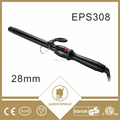 Made in China LCD round hair curler wand curling iron for home and salon use EPS308