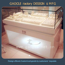 high quality furniture cheap price aluminum rotating glass display cabinet jewelry kiosk ,glass jewelry showcase for sale