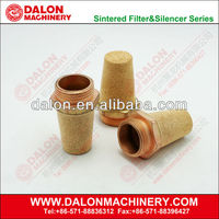 Brass Muffler Pneumatic Silencer Air Muffler