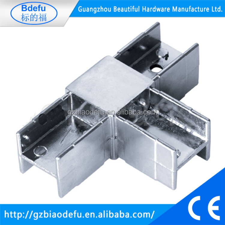 Square tube connector supplier buy mm