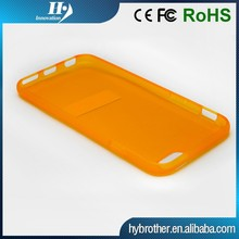 Innovation New design For iphone 5/5S silicon custom case