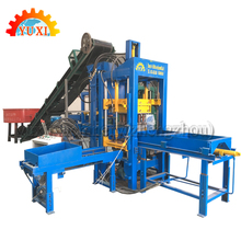 Advanced technology YuXi QT3-20 automatic paving brick making machine price list