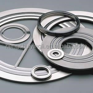 Hot Sales China Sealing Material,Spiral Wound Gaskets For Pipe Flanges