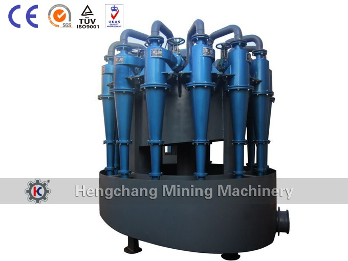Sand And Slag Separator : Fx series mineral classifying sand cyclone separator buy