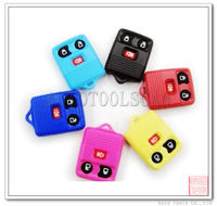 Colorful Replacement Car 3 Button Remote Key Fob Shell For Ford [AS018006]