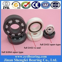 High speed low price ceramic bearing 6000 6201 6202 6203 6204 6205 6301 6302 6303 2rs