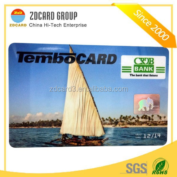 Professional manufacturer mango tk4100 chip card with low price