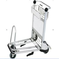 Professional Airport Hand Cart Trolley