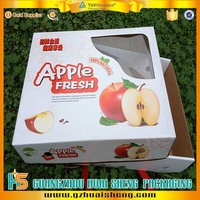 Strong Large Corrugated Cardboard Boxes for fruit packaging