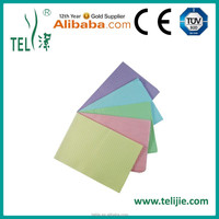 hefei telijie dental bib for health care product by CE ,ISO13458 certificated