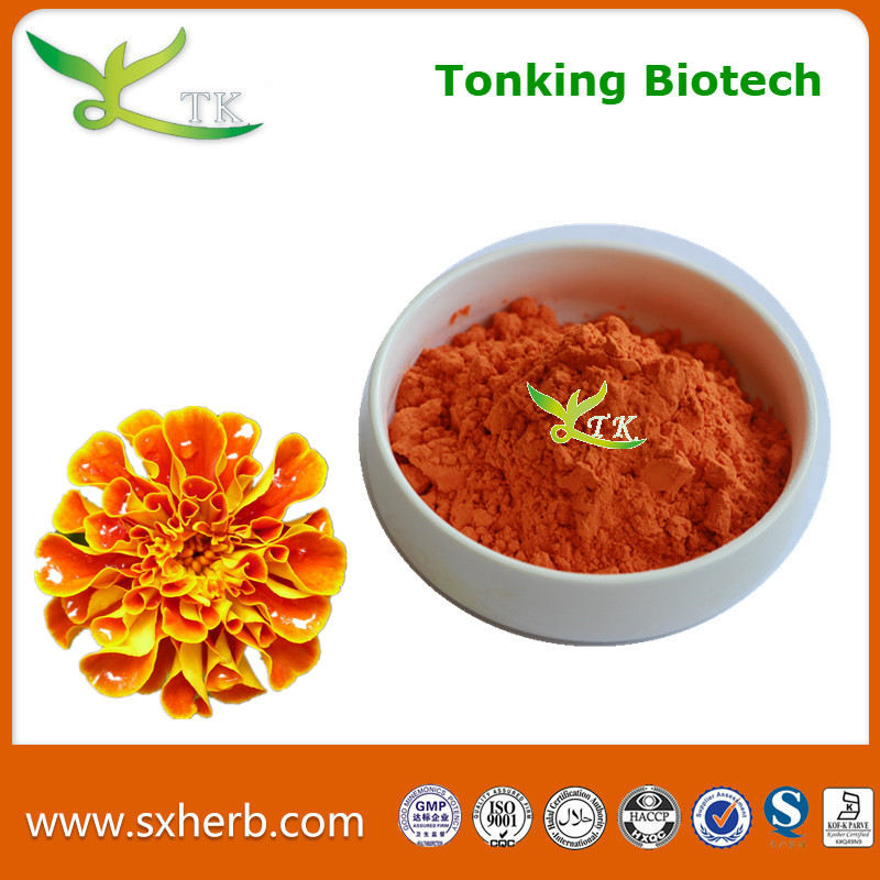 Marigold Extract for lutein/zeaxanthin tablets