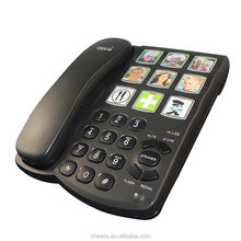 sale large button phones for visual impaired principal big number telephone
