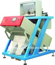 wanbao color sorter popular in Indian, peanut ccd color sorter ,4 cameras,2012 the newest product good quality