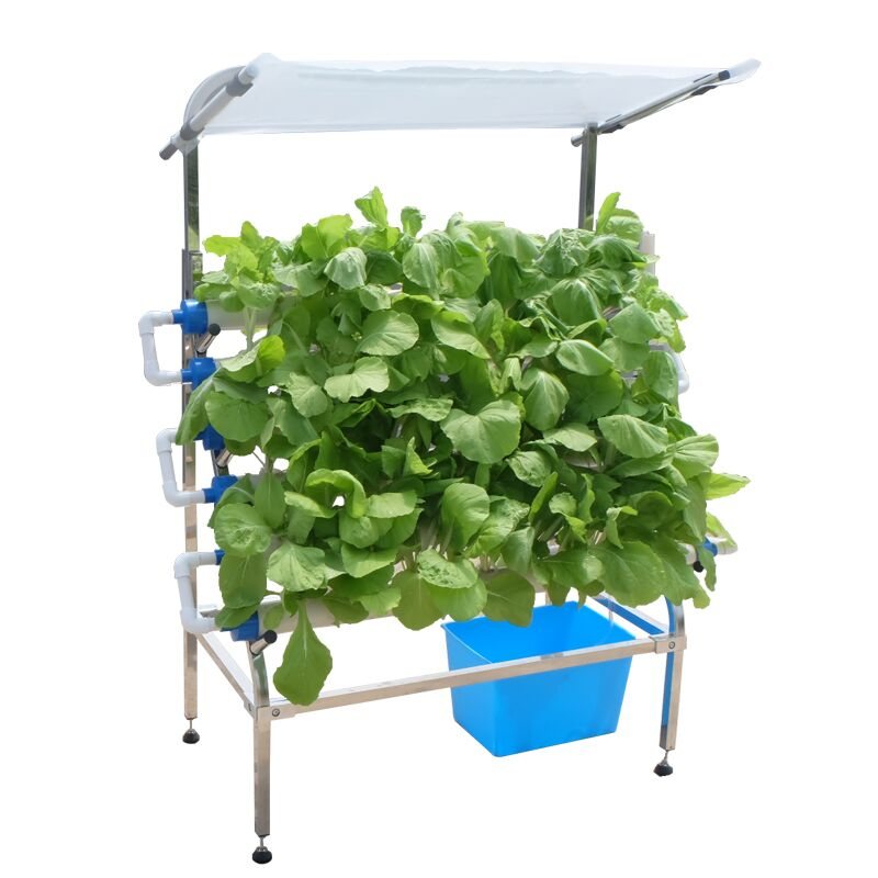 Skyplant DIY NFT Indoor home Plant Hydroponic Growing System easy assemble
