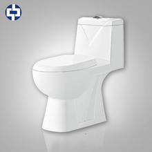 Water saving ceramic sanitary ware washdown one piece toilet