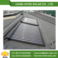 CE/ISO/Key-mark/SRCC separated solar collector