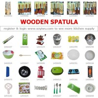 Wooden Spatula : One Stop Sourcing Agent from China Biggest Wholesale Yiwu Market C