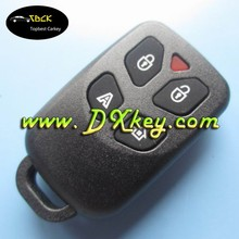 4 buttons car replacement keys for Fiat key shell Capa PX40 fiat 500 key cover