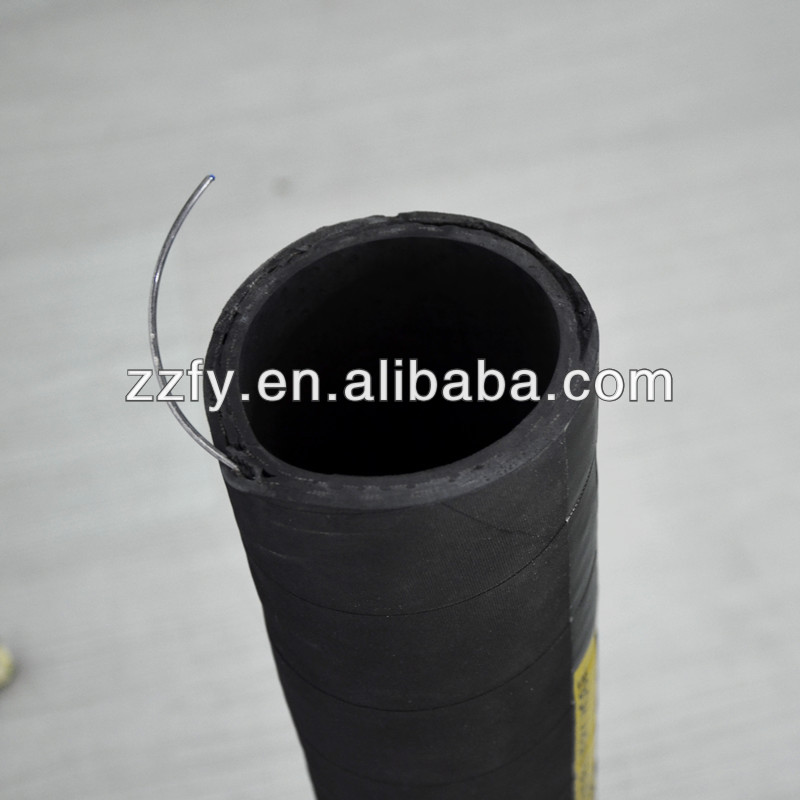 Lowest Price High Quality Wire Reinforced 3 inch Hose