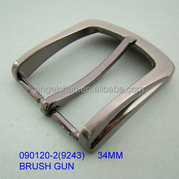 Chinese exports Custom fashion buckle , zinc alloy fashion belt buckle 090120-2(9243)