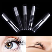 Empty Mascara Container Plastic Material Mascara Bottle With Brush Wands