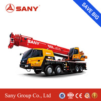 SANY STC800S(Brazil) 80 Tons Unique Steering Buffer Design of Mobile Crane for Sale in Malaysia