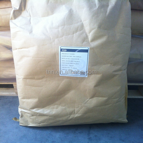 Food grade 2000 cps 3000 cps detergent powder cmc