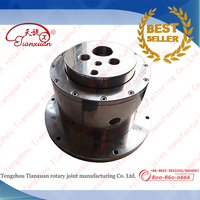 FOOD-GRADE multi-passage rotary joint with stainless steel material