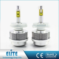 Highest Quality High Brightness Ce Rohs Certified H4 Led Headlight 100W Wholesale